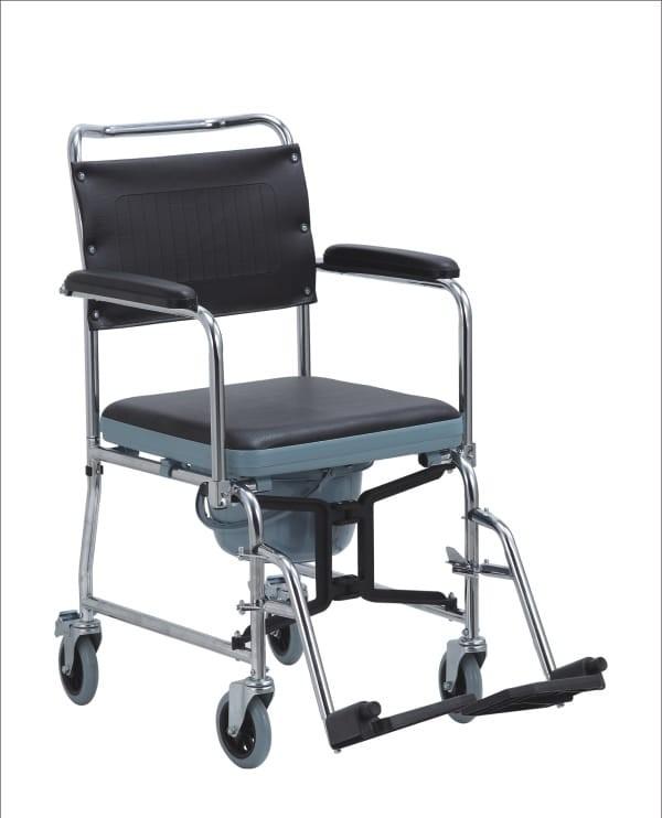 Klozetli Tekerlekli Sandalye