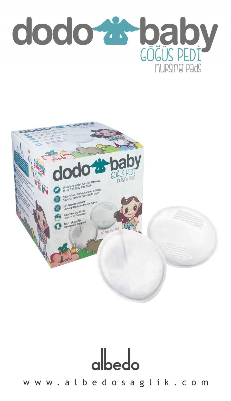 Dodo Baby -GÖĞÜS PEDİ
